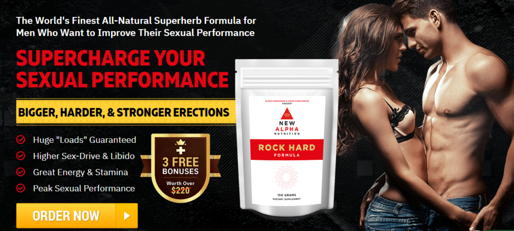 Man Tea Rock Hard Formula